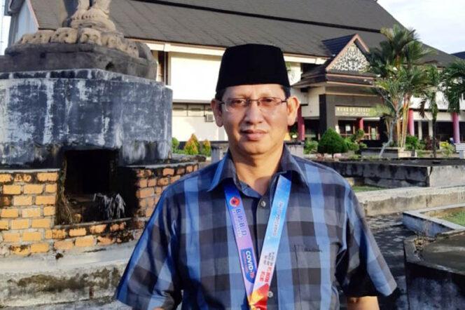 Karo Humas dan Protokol Setda Provinsi Jambi Johansyah, SE ME. (FOTO : Jambi-independen.co.id)