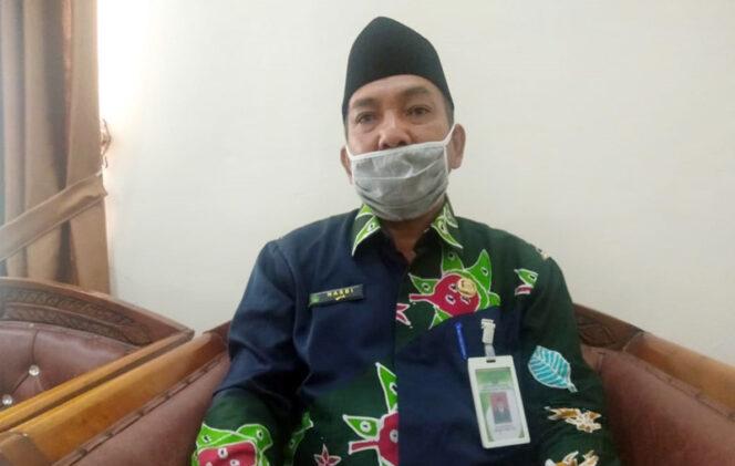 Kepala Kamenag Kabupaten Tanjabbar Drs. Hasbi, M.Pd.I