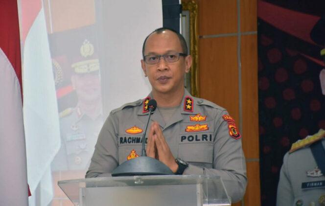 FOTO : Kapolda Jambi Irjen Pol. A. Rachmad Wibowo, S.I.K
