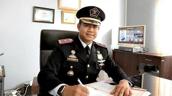 Kepala Kantor Imigrasi Kelas II Kuala Tungkal Agus Abdul Majid, M.PA, Ph.D.