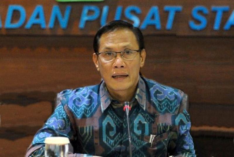 Kepala BPS Dr. Suhariyanto