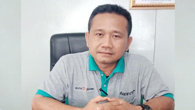 Teddy Pribadi, Kepala UPTD Samsat Kuala Tungkal