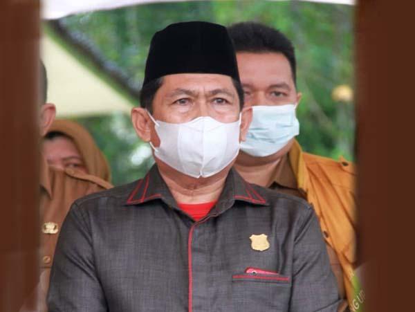 H. Abdullah, SE Ketua DPRD Kabupaten Tanjung Jabung Barat