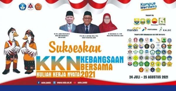SKK Migas-PetroChina Dukung Universitas Jambi Sebagai Tuan Rumah KKN Kebangsaan. FOTO : HUMAS