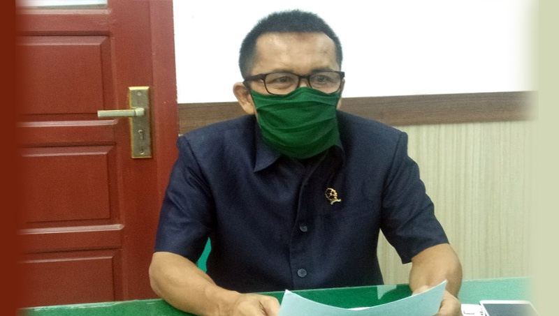 FOTO : Juru Bicara Pengadilan Agama Kuala Tungkal, Wisri S.Ag