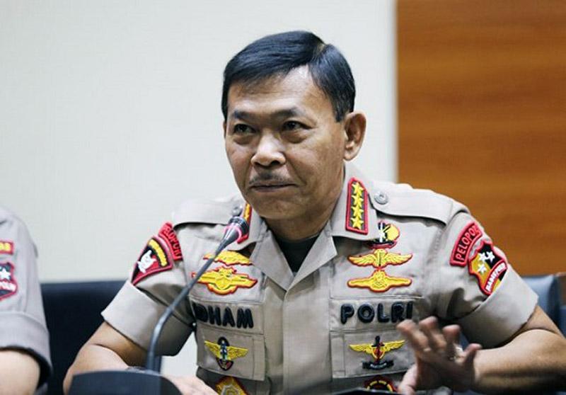 FOTO : Kapolri Jenderal Polisi Idham Azis/Ist