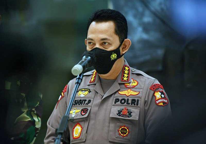 Jenderal Polisi Drs. Listyo Sigit Prabowo, M.Si. FOTO : Istimewa