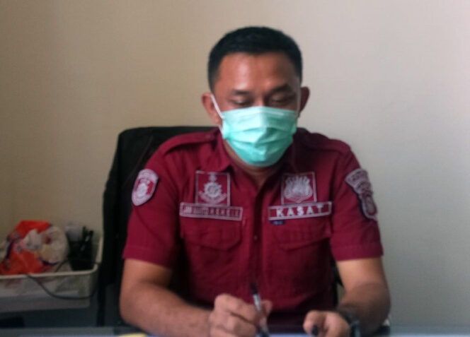 FOTO : Kasat Reskrim Polres Tanjab Barat, IPTU Jan Manto Hasiholan, SH, SIK