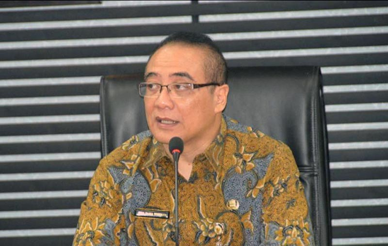 FOTO : Kepala Badan Kepegawaian Negara (BKN), Dr. Ir. Bima Haria Wibisana, MSIS/Ist