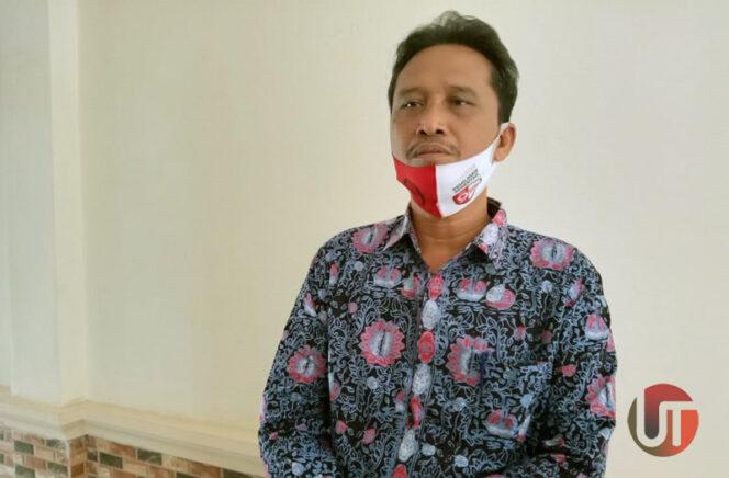 FOTO : Hairudin, S.Sos [Ketua Komisi Pemilihan Umum (KPU) Kabupaten Tanjab Barat]