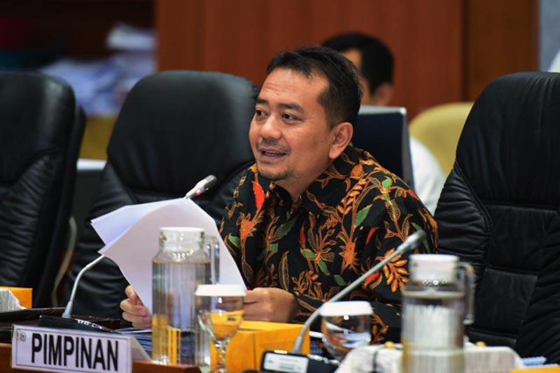 FOTO : Ketua Komisi X DPR RI Syaiful Huda/ParlementariaTerkini