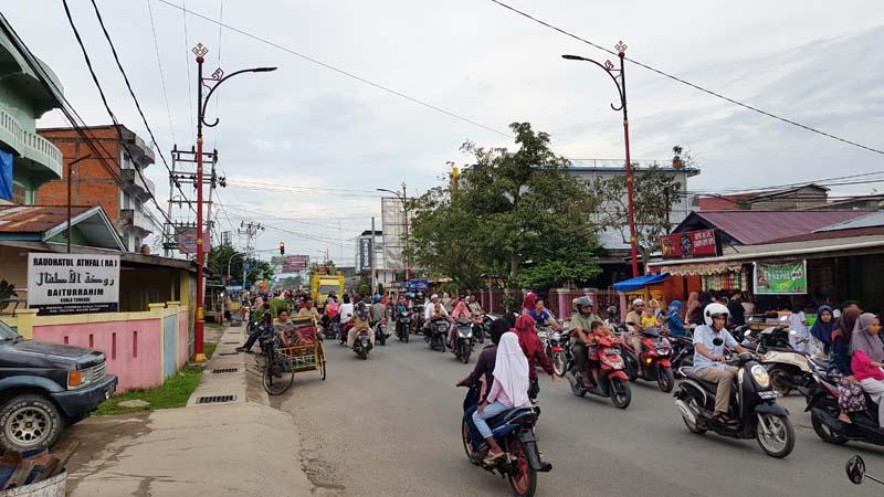 FOTO : dok/Lintastungkal/lampu jalan