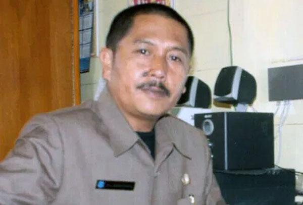 Ketua MKKS SMK Kabupaten Tanjab Barat, Drs. Marfendra