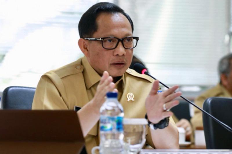 FOTO : Menteri Dalam Negeri Tito Karnavian