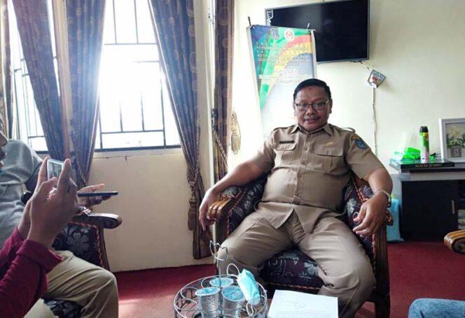 FOTO : Kepala Dinas Pendidikan dan Kebudayaan Tanjung Jabung Barat, Martunis M. Yusuf, M.Pd