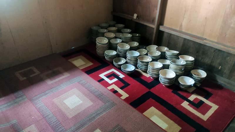 FOTO : Penemuan 730 barang diduga mangkok purbakala oleh warga di Desa Mekar Alam, Kecamatan Seberang Kota, Kabupaten Tanjung Jabung Barat