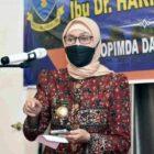 Penjabat (Pj) Gubernur Jambi Dr. Hari Nur Cahya Murni, M.Si