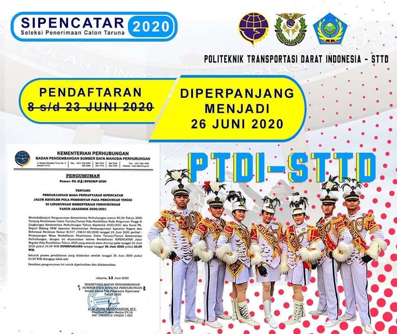 SUMBER : IG PTDI-STTD Official