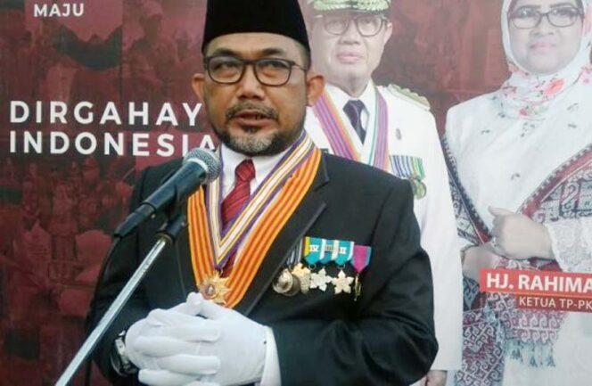 FOTO : Sekretaris Daerah Provinsi Jambi H. Sudirman /Ist