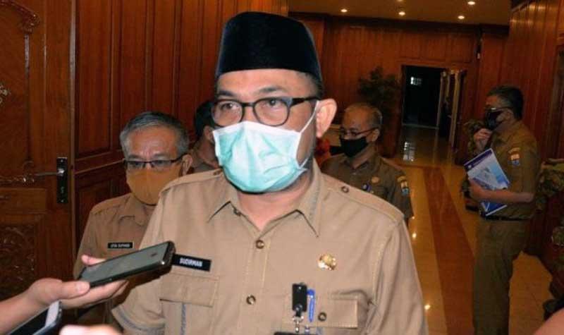 Sekretaris Daerah (Sekda) Provinsi Jambi H. Sudirman. FOTO : Ist