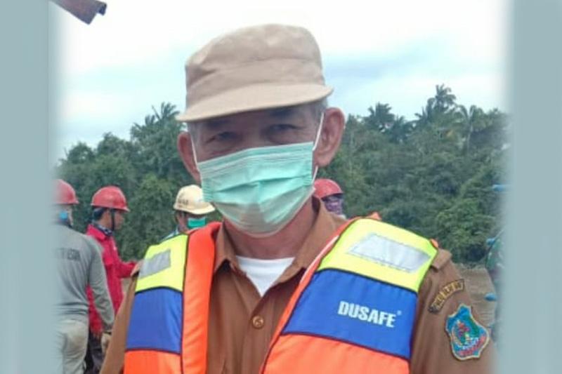FOTO : Ir. H. Taharuddin, Juru Bicara Pencegahan dan Penanggulangan Covid-19 Tanjab Barat