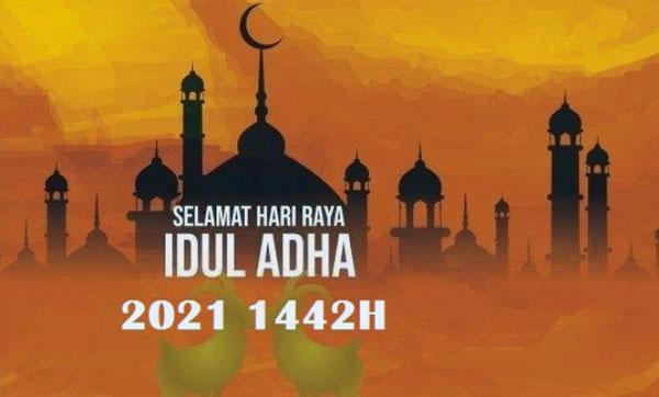 Ucapan Idul Adha 1442 H Paling Kren dan Kreaktif. GAMBAR : ISTIMEWA