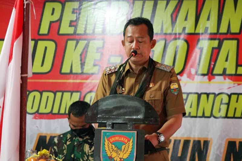 FOTO : Wakil Bupati Muaro Jambi Bambang Bayu Suseno (BBS)./Rem042