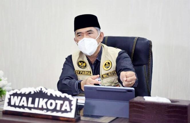 FOTO : Wali Kota Jambi, Dr. H. Syarif Fasha.