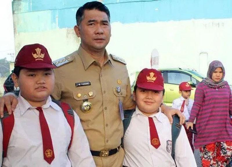 FOTO : Wali Kota Jambi, Dr. H. Syarif Fasha/google
