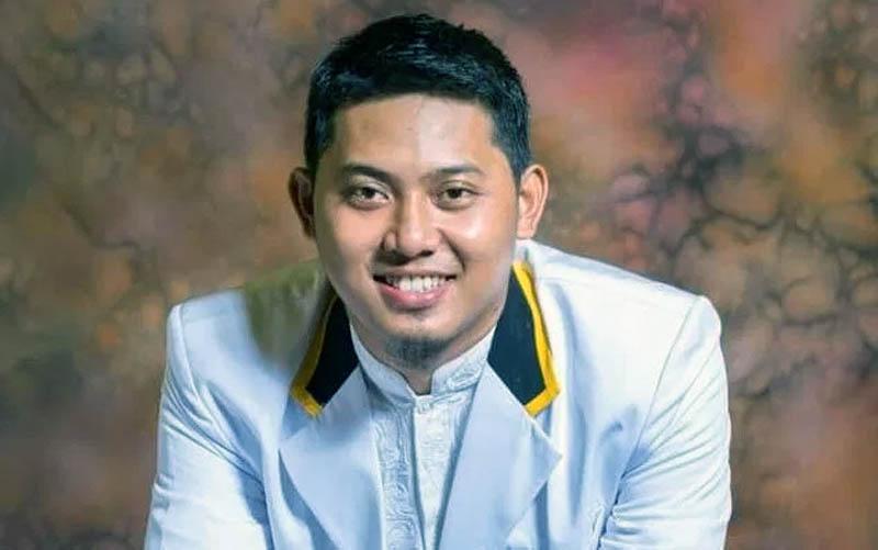 FOTO : Najib Zamzami, Ketua DPD PKS Kabupaten Tanjung Jabung Barat Periode 2020-2025/Ist
