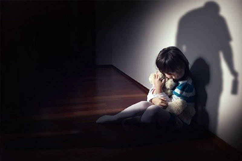 Ilustrasi Kekerasan Terhadap Anak Dibawah Umur/ISt