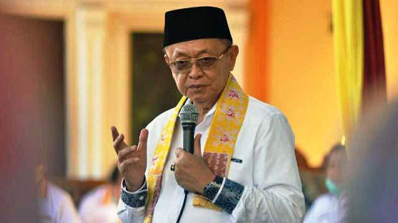 Ketua DPD Partai Golkar Provinsi Jambi H. Cek Endra/FOTO : Kerincitiem