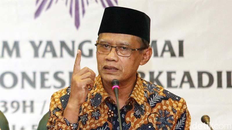 Ketua Umum Muhammadiyah Prof. Dr. K.H. Haedar Nashir, M.Si. FOTO / Ist