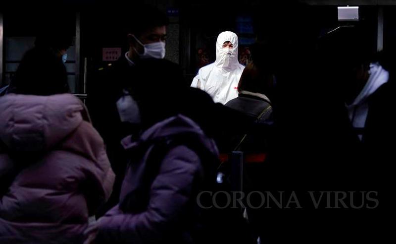 Ilustrasi Penanganan Penyebaran Virus Corona. Grafis : ayobogor.com