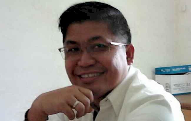 FOTO : Ketua DPRD Kota Jambi, Putra Absor Hasibuan