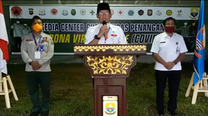 FOTO : Johansyah, Kepala Biro Humas dan Protokol Sekretariat Daerah Provinsi Jambi