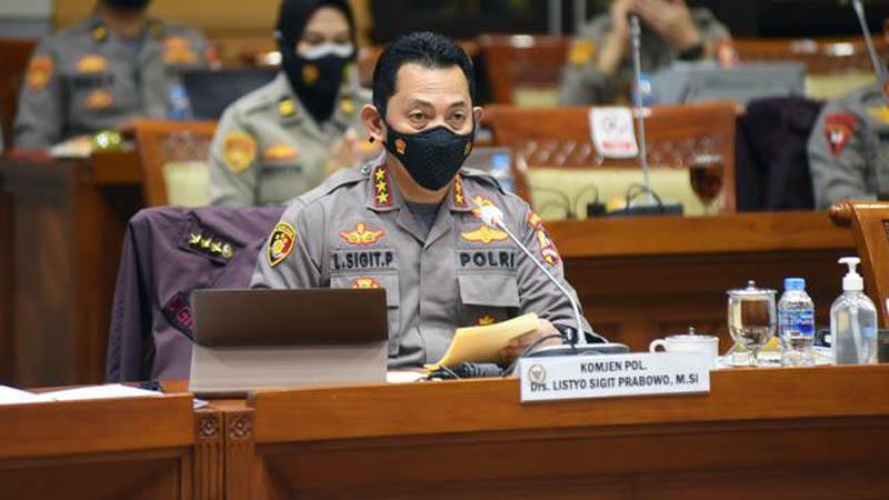 Komjen. Pol. Drs. Listyo Sigit Prabowo, M.Si/FOTO : Liputan6.com