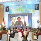 """Munas FORSESDASI IV ini bertema """"Kita Tingkatkan Peran Sekretaris Daerah dalam Mewujudkan Pemerintahan Daerah yang Lebih Baik Menuju Indonesia Maju. IST"""