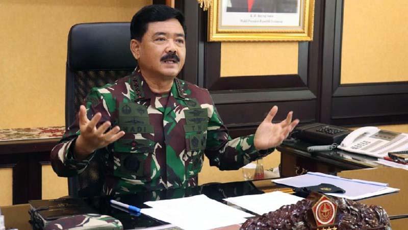 Panglima TNI Marsekal Hadi Tjahjanto/Ist