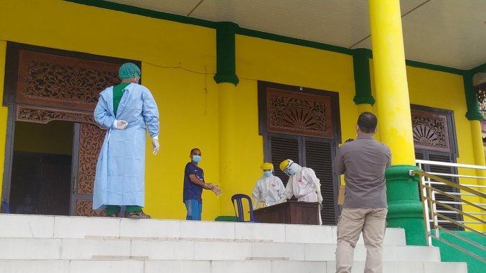 Gedung Balai Adat Tanjab Barat. FOTO : Istimewa