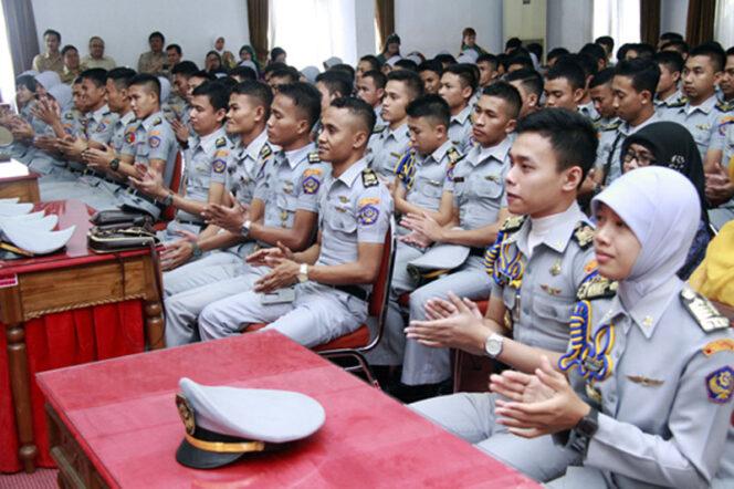 FOTO : Taruna STP Jakarta !2
