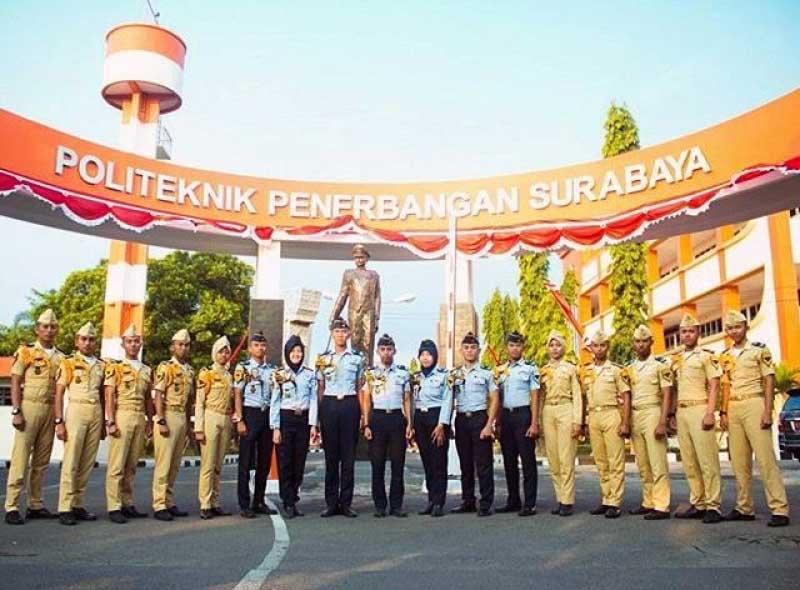 Politeknik Pelayaran Surabaya. FOTO : Ist
