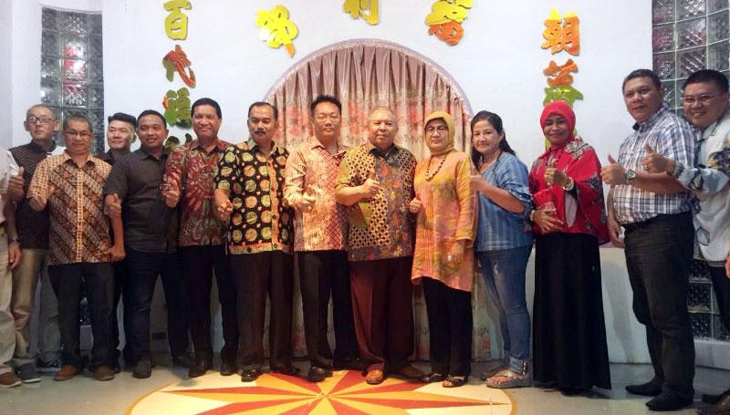 FOTO : Kegiatan Sosialisasi Perpajakan Mewujudkan UMKM oleh KPP Pratama Kuala Tungkal Bekerjsama dengan Yayasan Budhi Luhur Kuala Pungkal, Kamis (11/10/18) lalu