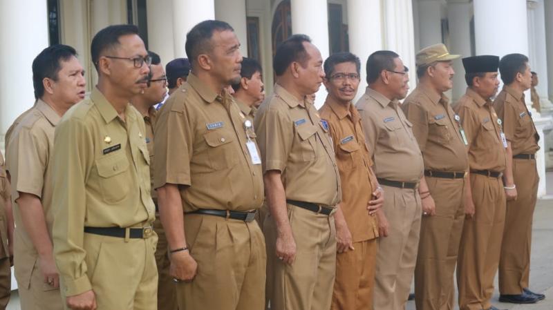 Pemerintah Kabupaten Tanjung Jabung Barat dipastikan bakal banyak kekurangan Pegawai Negeri Sipil (PNS) pada tahun 2021.