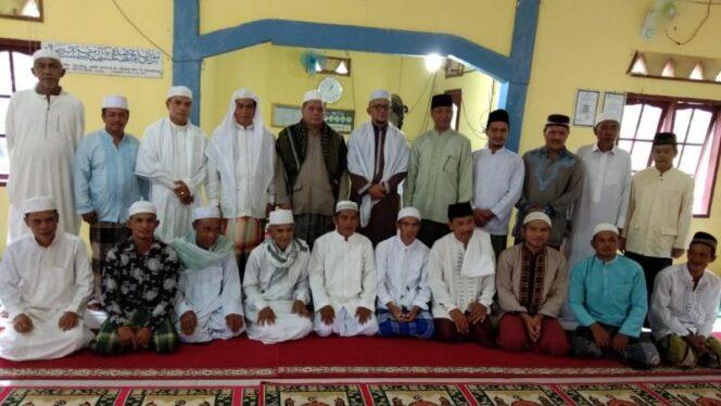 FOTO : Dokumentasi Sholat Jumat'at Perdana Di Masjid Masjuddin Nur, Jumat (07/12/18)