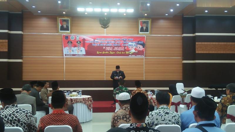 FOTO : Dokumentasi Pelepasan Kafilah FASI