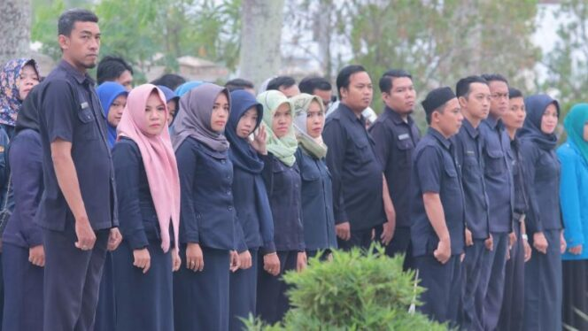 FOTO : Honorer Kabupaten Tanjung Jsbung Barat