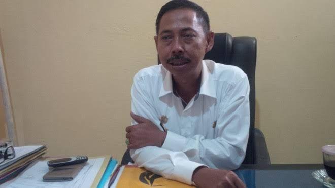 FOTO : Kepala BKPSDM Kabupaten Tanjab Barat Drs. Encep Jarkasih