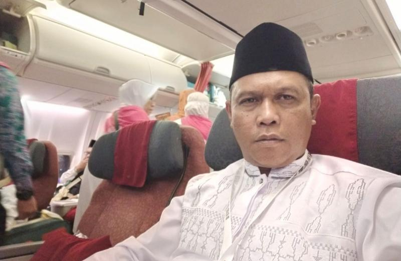 Kabag Kesra dan Keagamaan Setda Tanjab Barat Hidayat Kasuma, S.Sos.I