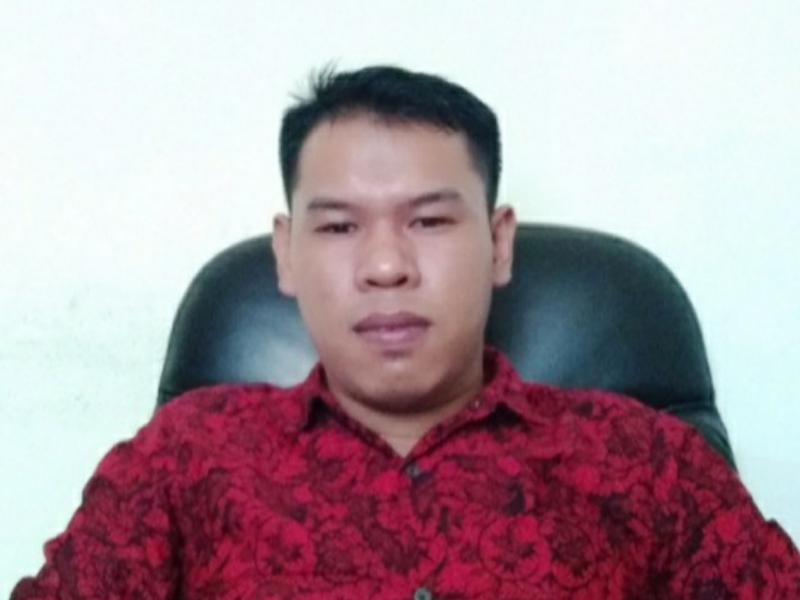 Kenata Saputra, Sekretaris DPC AWI (Aliansi Wartawan Indonesia) Kab. Tanjab Barat